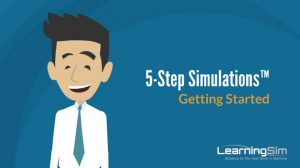 Thumbnail of Getting Started with 5-Step Simulations video